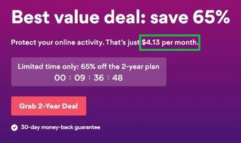 65% deal