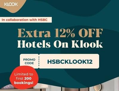 Klook马来西亚HSBC信用卡用户优惠活动