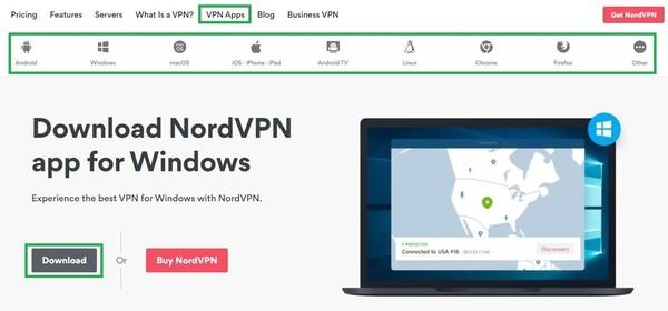 如何下载NordVPN