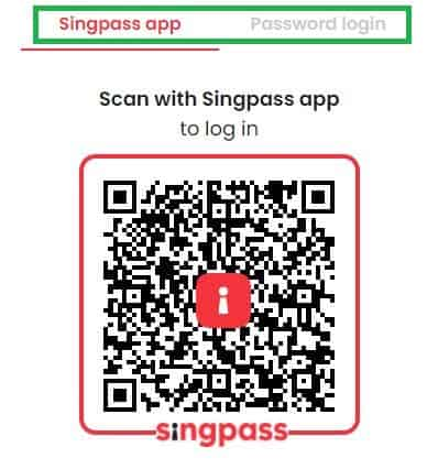 用singpass申请citibank信用卡