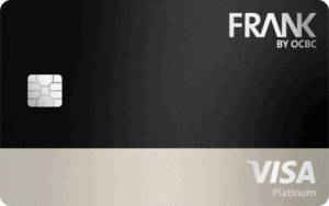 新加坡华侨银行Frank信用卡