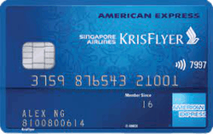 Singapore Airlines KrisFlyer Credit Card