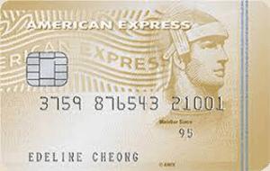 新加坡美国运通True Cashback Card