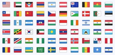 VyprVPN服务器所在国家