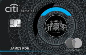 马来西亚花旗银行Prestige信用卡